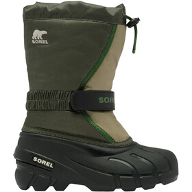 Sorel Flurry Bottes Adolescents, alpine tundra